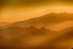 Sunset on Blue Ridge
