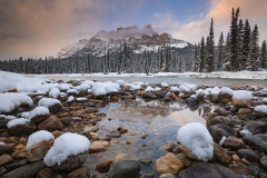 Castle Mountain - Alberta