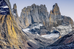Paine Massif, Chile