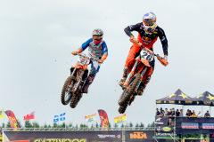 Motocross Head to Head Race