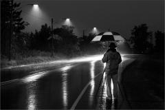 Shooting in The Rain