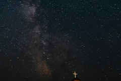 The Milky Way a Meteor And Religion