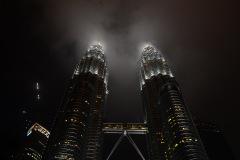 Tower in Mist